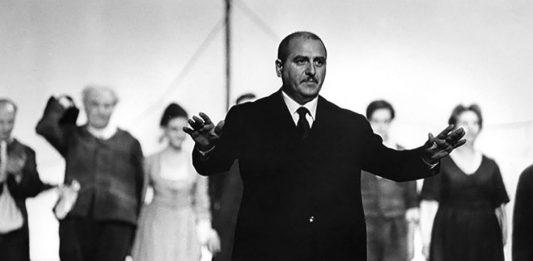 Paolo Grassi – Senza un pazzo come me, immodestamente un poeta dell'organizzazione…