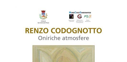 Renzo Codognotto – Oniriche Atmosfere