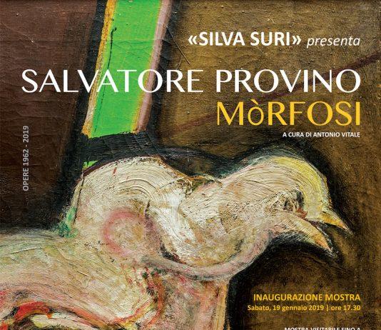 Salvatore Provino – Mòrfosi