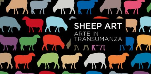 Sheep Art. Arte in transumanza