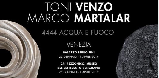 Toni Venzo / Marco Martalar – 4444 Acqua e Fuoco