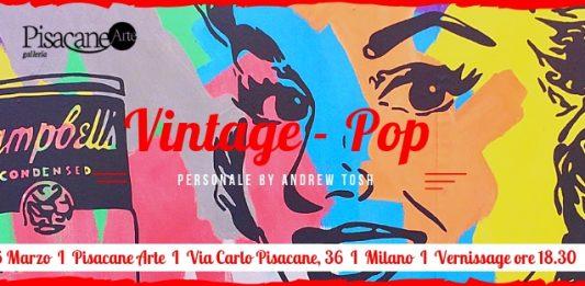 Andrew Tosh – Vintage – Pop