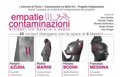 Empatie/Contaminazioni – Tappa a Pavia