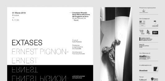 Ernest Pignon-Ernest – Extases
