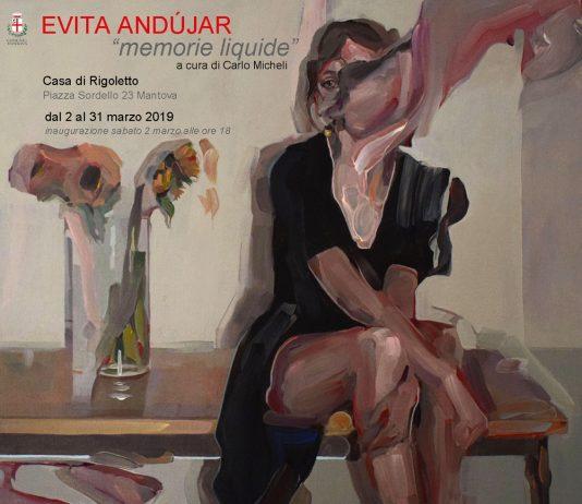 Evita Andújar – Memorie liquide
