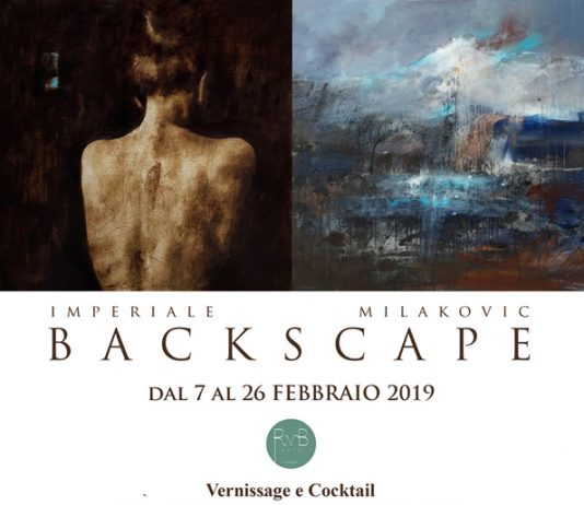 Fabio Imperiale / Kristina Milakovic – BackScape