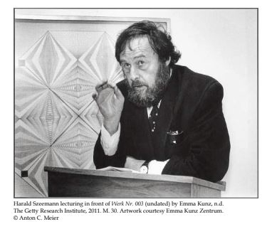 Harald Szeemann: Museum of Obsessions / museo delle ossessioni