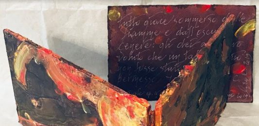 Il libro, il segno, la tela