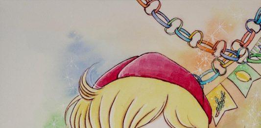 Jewish Manga art.  La bellezza del rigore