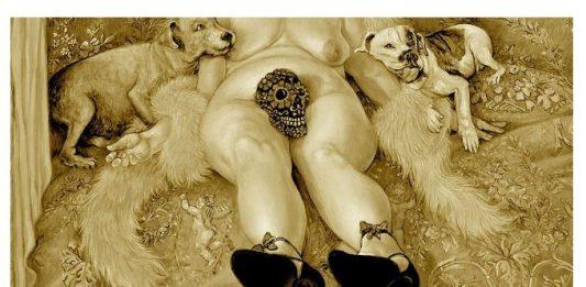 Momò Calascibetta / Dario Orphée – Cenere. Maschere nude