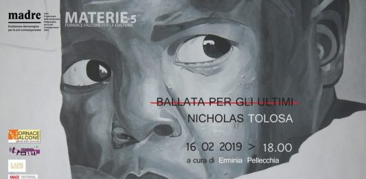 Nicholas Tolosa – Ballata per gli ultimi