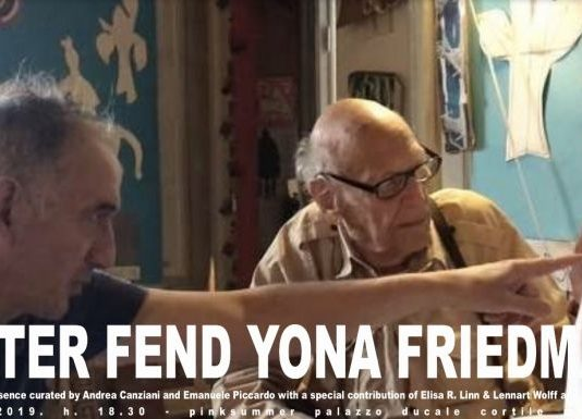 Peter Fend / Yona Friedman – Filling the absence