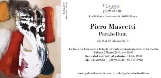 Piero Mascetti – Parabellum