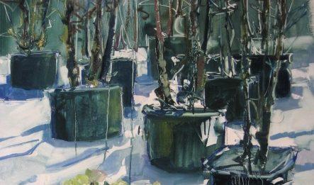Pittura in grande – II sezione