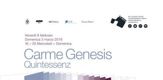Quintessenz – Carme Genesis