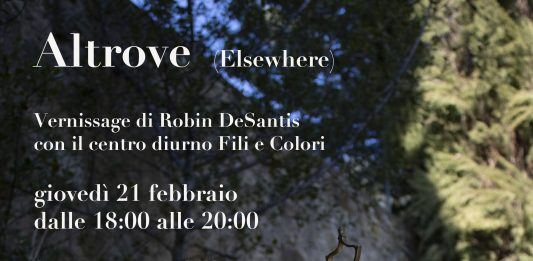 Robin DeSantis – Altrove (Elsewhere)