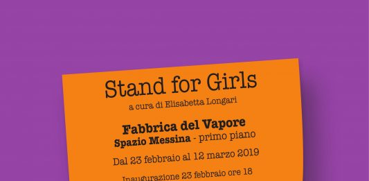 Stand for girls