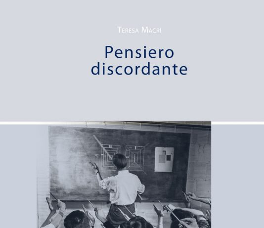 Teresa Macrì – Pensiero discordante. Presentazione del libro