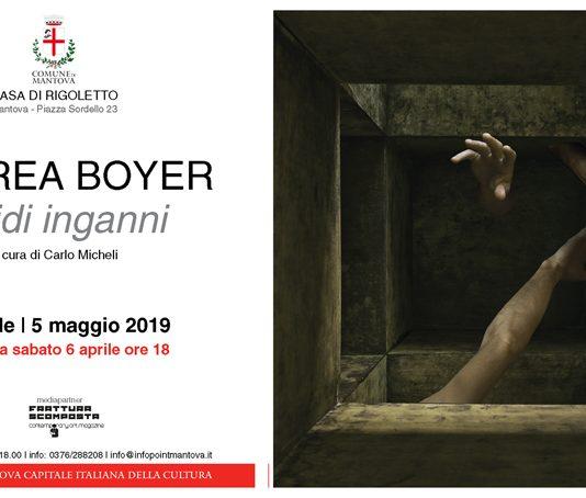 Andrea Boyer – Lucidi inganni