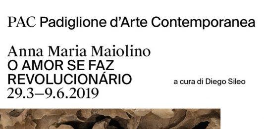 Anna Maria Maiolino – O Amor se faz revolucionàrio