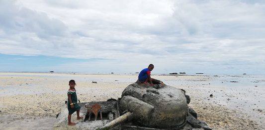 Antonio Fiorentino – Kiribati