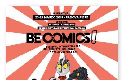 Be Comics! 2019