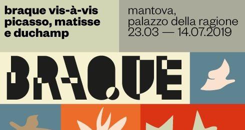 Braque vis-à-vis. Picasso, Matisse e Duchamp
