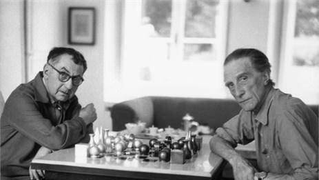 Duchamp-ManRay: vite d'artista