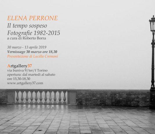 Elena Perrone – Il tempo sospeso. Fotografie 1982 – 2015