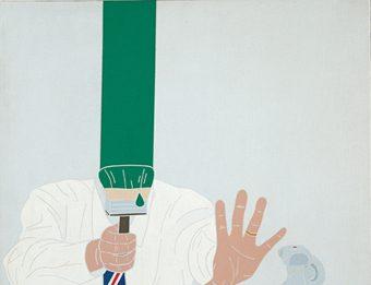 Emilio Tadini 1967-1972 – Davanti agli occhi, dietro lo sguardo