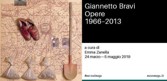 Giannetto Bravi – Opere 1966 – 2013