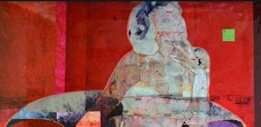 Giovanni Maranghi – Piena di te è la curva del silenzio
