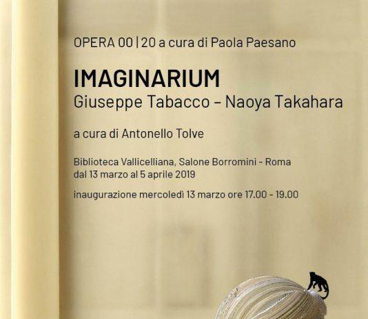 Giuseppe Tabacco / Naoya Takahara – Imaginarium