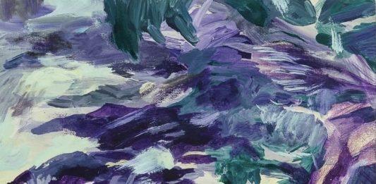 Julie Rebecca Poulain – Un'isola