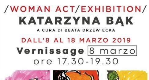 Katarzyna Bak – Woman Act – collection