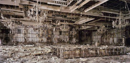 La città distrutta e la città sotterranea: Alessio Romenzi / Valerio Polici