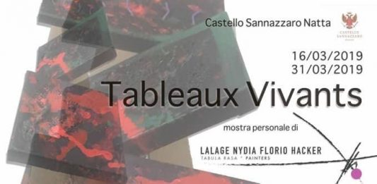 Lalage Nydia Florio Hacker – Tableaux Vivants