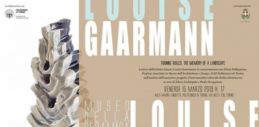 Louise Gaarmann – Turning Tables, the Memory of a Landscape
