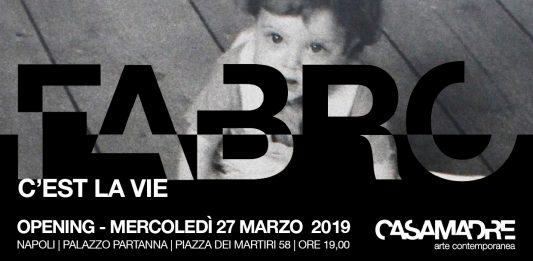 Luciano Fabro –  C'est la vie