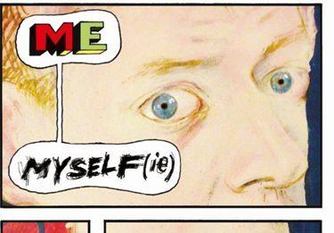 Me, Myself(ie) and I. L'autoritratto a fumetti