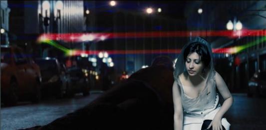 Negin Sharifzadeh – Inspector Sorrow. A sci-fi project