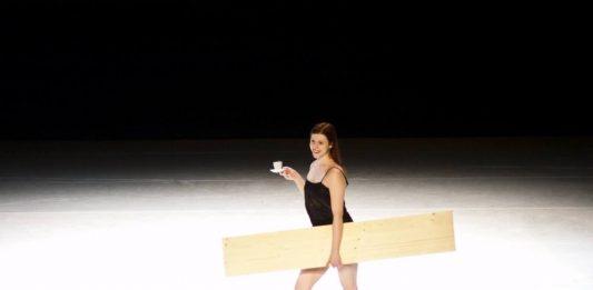 Ninni Romeo – Frammenti. Omaggio a Pina Bausch