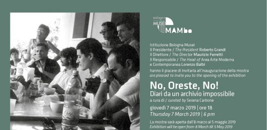 No, Oreste, No!