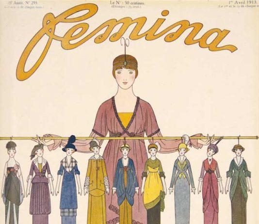 Omaggio alla femminilità della Belle Époque: l'eleganza da sfogliare. Moda, stile e frivolezze nelle riviste della Belle Époque.