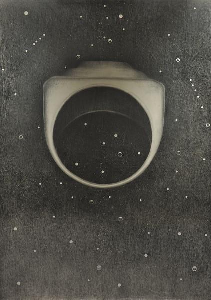 Omar Galliani – Il corpo del disegno