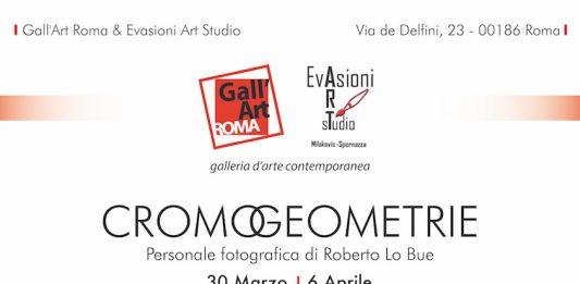 Roberto Lo Bue – Cromogeometrie