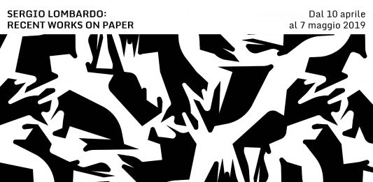 Sergio Lombardo – Recent works on paper