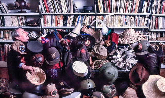 Tanto di cappello. La collezione di cappelli di Alfonso F. Grassi: militaria, della tradizione ed etnici