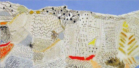 Tullio Pericoli – Forme del Paesaggio. 1970-2018