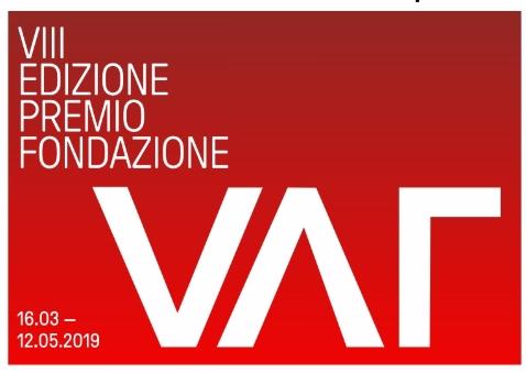 VIII edizione Premio Fondazione VAF